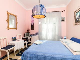 Blue double room with garden view, Dubrovnik