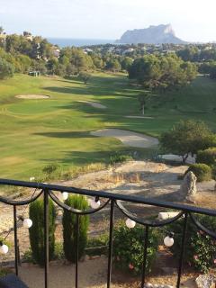 Nearby Golf Course Ifach/San Jaime