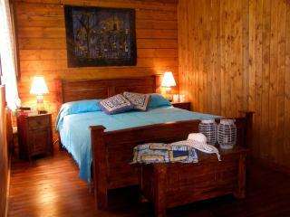 L'atmosfera calda ed accogliente che troverete all'interno dei nostri cottage