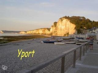 La vague, Yport