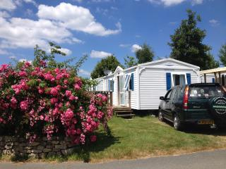 Beautiful location for your mobile home,maybe....all our homes are in similar locations
