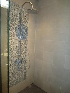large en suite bathrooms / showers