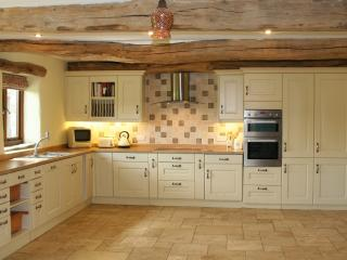 Kitchen with fantastic amount of space and fully kitted out.