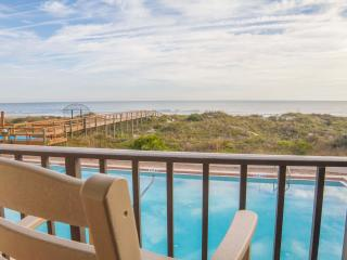 Beautiful 1/1 Oceanfront Condo - Newly Remodelded, Saint Augustine Beach
