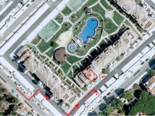 Apartamento Playa Barrosa - 2 hab (6 Pers), Chiclana de la Frontera