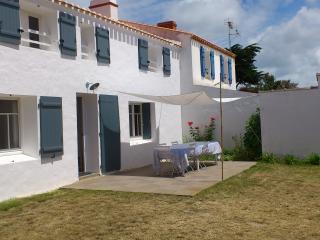 Maison de vacances au calme, proche de la plage, Ile de Noirmoutier