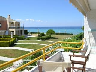 Beach Front Family House in Chalkidiki!