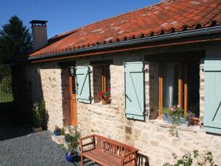 Converted Barn St Nicolas Courbefy, Ladignac le Long