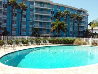 Elegant 1/1 Private Condo--4 miles to beaches!, San Petersburgo