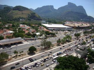 Apartamento temporada na Barra da Tijuca 2 quartos