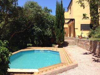 """Villa con piscina """"Las Rocas"""", Bégur"""