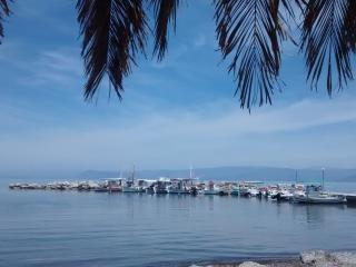 natural port of Kaliviotis.