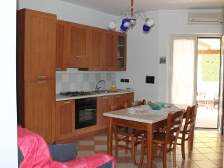 Apartment ORTENSIA kitchen