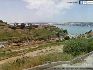 T1 Vista p/ Tejo e Lisboa 15min da Costa Caparica