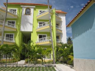 Beautiful Palm Suites Condo- 2nd Floor Corner Unit, Punta Cana