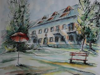 Vacation Apartment in Dellach im Drautal - 807 sqft, family, hiking, recreation (# 4198), Schmelz