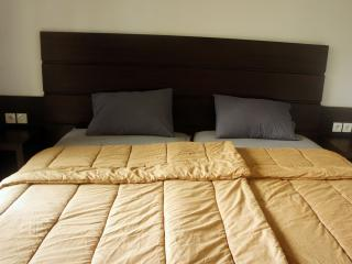Double Bed closed by kuta beach
