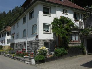 Vacation Apartment in Triberg im Schwarzwald - 2 bedrooms, max. 4 People (# 7594)
