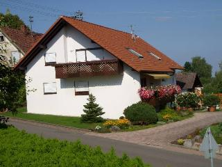 Vacation Apartment in Marxzell - 1001 sqft, 3 bedrooms, max. 6 persons (# 7600)