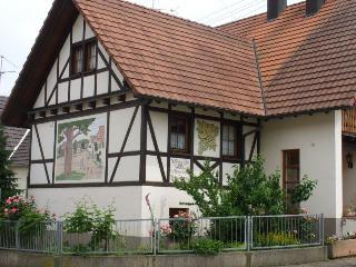 Vacation Apartment in Eichstetten am Kaiserstuhl - 592 sqft, 1 bedroom, max. 5 people (# 8430)