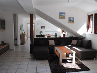 Vacation Apartment in Bad Herrenalb - 1076 sqft, 2 bedrooms, max. 4 people (# 8453)