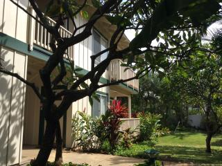 Kai'alani Condo *Short walk to Beaches*