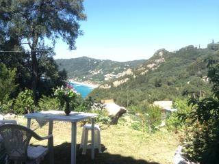 Quiet,sea view apartment for 4 -6p,, Agios Gordios