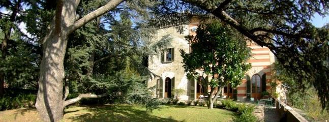 Giardino e facciata