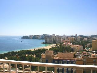 Panoramic seaview in Palmanova!