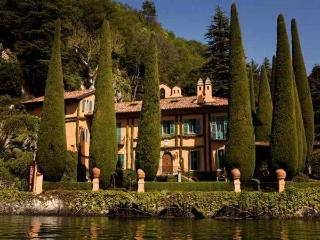 Villa La Cassinella, Lenno
