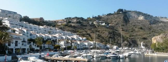 Marina del Este just 15 mins drive away
