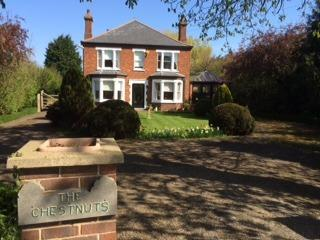 The Chestnuts Bed & Breakfast, King's Lynn