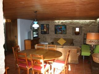 Vistas del salón y del comedor