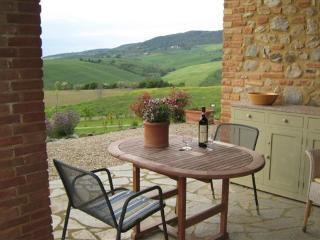 Restored stone built villa near San Gimignano