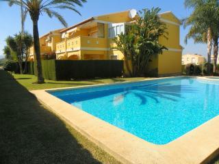 Alqueria Sol, apartment in quiet urbanisation, Denia