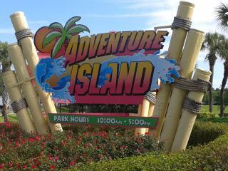 Busch Gardens  &  Adventure Island, Tampa