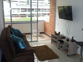 BRAND NEW THREE BEDROOM MODERN APARTMENT LAS PALMA, Medellin