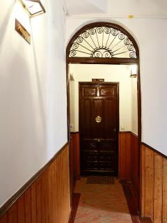 Building's corridor