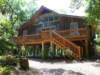 "404 Jungle Rd - ""T-House"", Edisto Island"