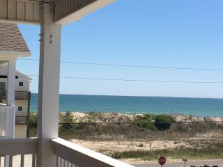 A Mermaid's Dream! Oceanview Duplex on N. Topsail, North Topsail Beach