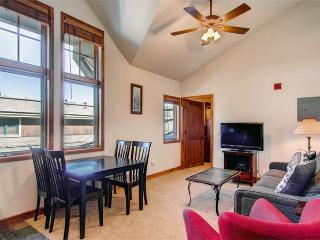 Appealing Breckenridge 1 Bedroom Ski-in - RB302