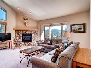 Appealing Breckenridge 2 Bedroom Ski-in - TC334