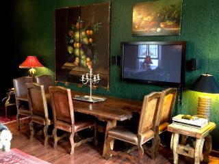 The Ralph Lauren Suite, 2 blocks from Gondola (#6), Aspen