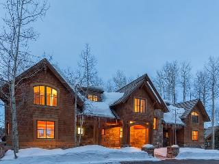 This gorgeous vacation home in Mountain Village is an exceptional ski-in ski-out rental perfect for family and friends., Telluride
