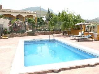 Villa Mellizo- villa con piscina privada y vistas, Ardales