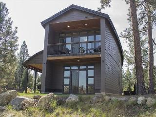 The jewel of the neighborhood, this amazing home watches the river all day, Bend