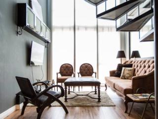 Rockwell Executive 1BR Bi-level Apartment, Makati