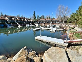 Prime Lake View Tahoe Keys Condo w/ Boat Dock