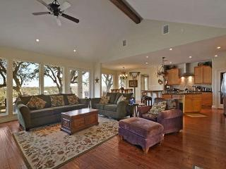 4BR Cliff-Side Lake House w/ Private Boat Dock, Huge Deck & Impressive Views