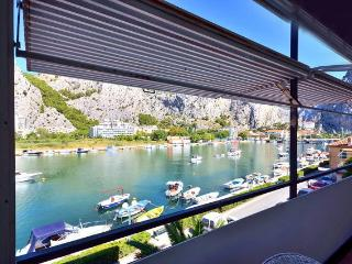 2BD in the heart of Omis, Croatia